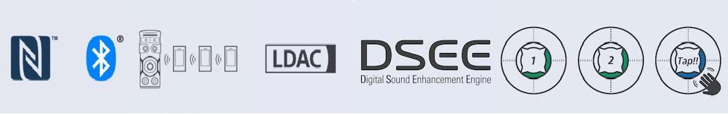 سیستم صوتی سونی v72d