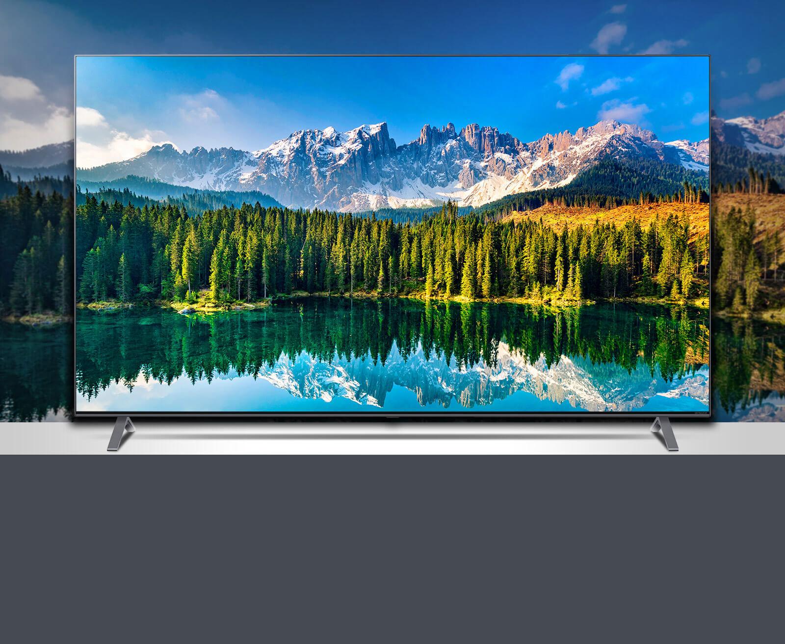 تلویزیون 8k ال جی