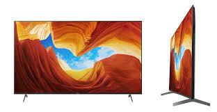 طراحی زیبا و جذابیت ظاهری تلویزیون سونی 85x9000h