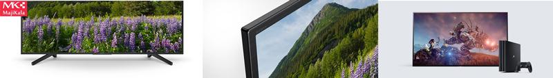 تلویزیون سونی x7000f