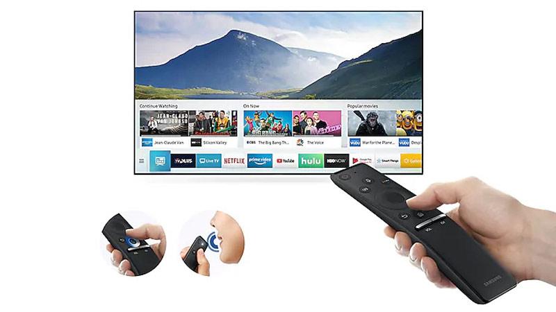 ُsamsung tv bixby nu8000
