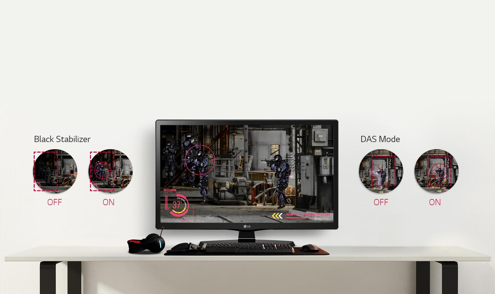 تلویزیون ال جی 28 اینچ mt48vf